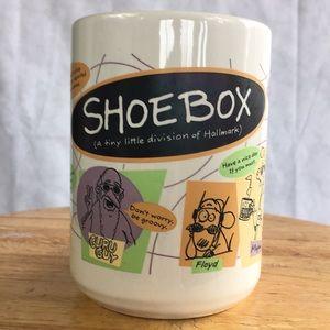 Vintage Shoebox Greetings Hallmark coffee mug